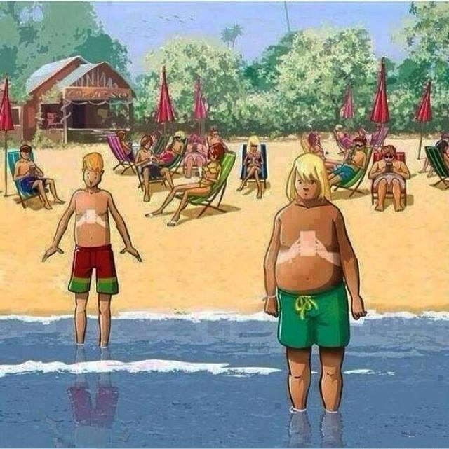Tan Lines of the Future